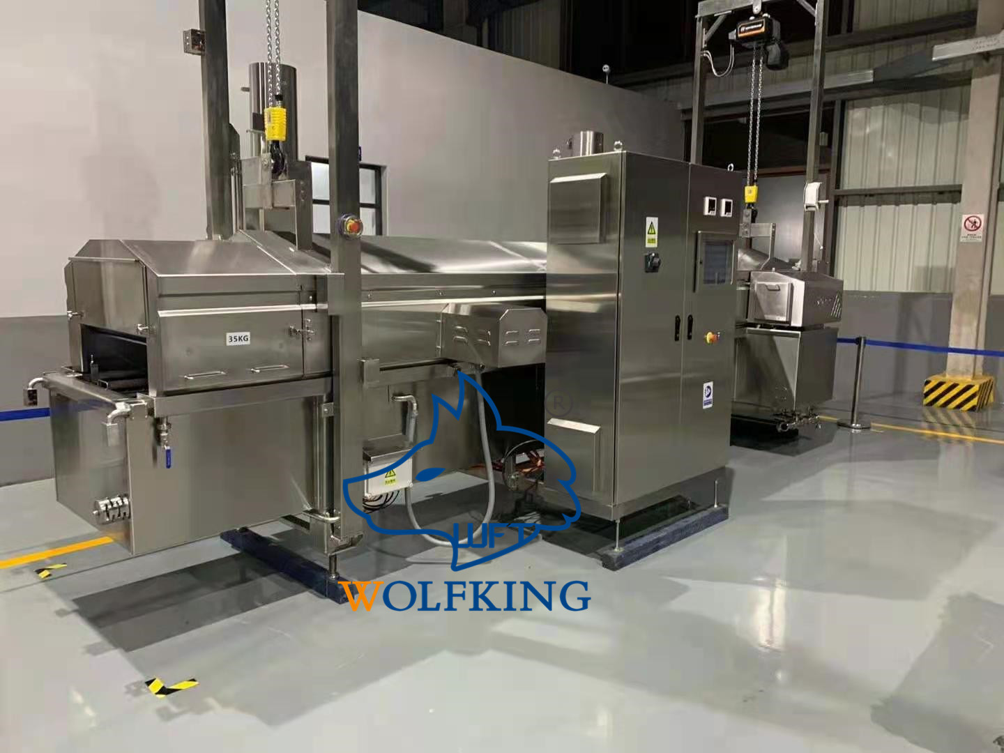 Good Product Quality Easy To Process Fryer
