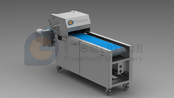 Fish Deep Skinning Machine