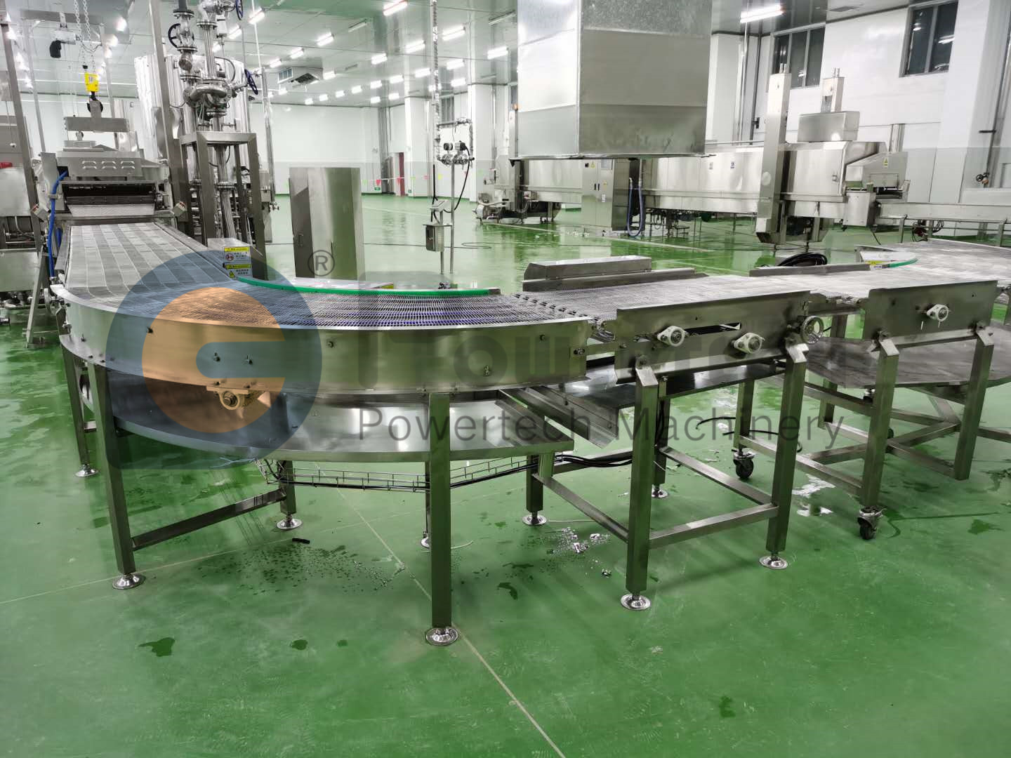Automatic High Efficient Poultry Processing Line